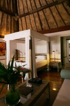 Qamea Resort Fiji – Honeymoon Bure Interior
