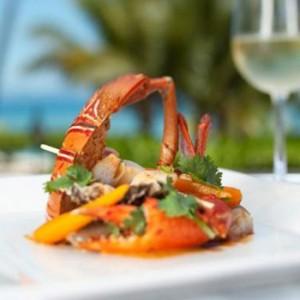 fiji food seafood