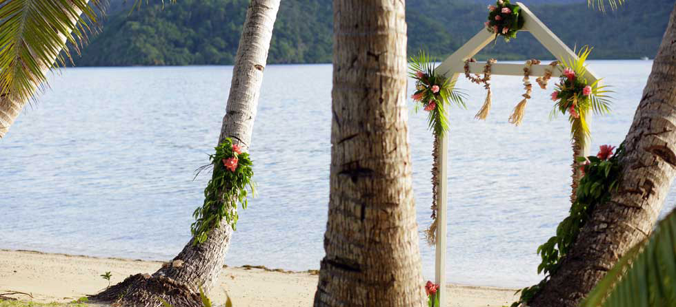 private islands in fiji for wedding