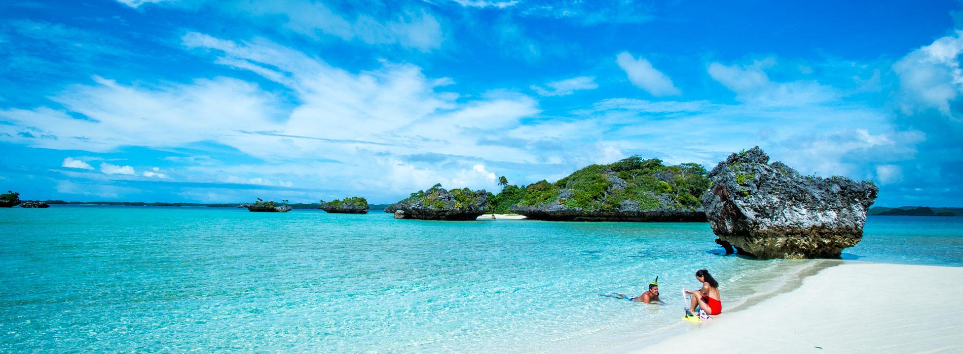fiji beach cruises