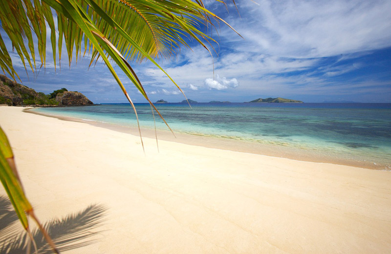 Tropical Island Beach Ambience Sound: Mana Island Resort Fiji. Fiji Holiday Packages And Special
