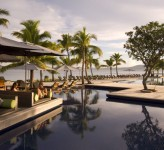 Fiji Beach Resort Hilton Pool