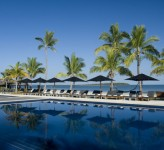 Fiji Beach Resort Hilton Pool