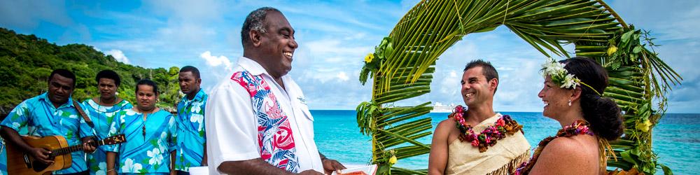 fiji wedding cruise blue lagoon
