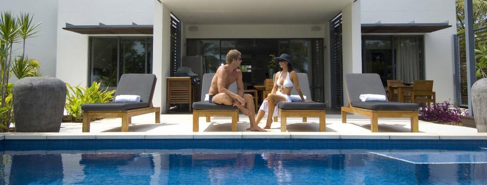 private villas fiji