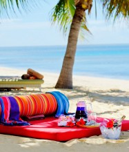 Vomo Resort Fiji Lunch