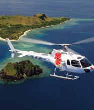 Vomo Resort Fiji Aerial