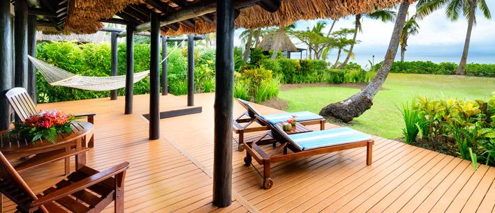 eco friendly resort fiji