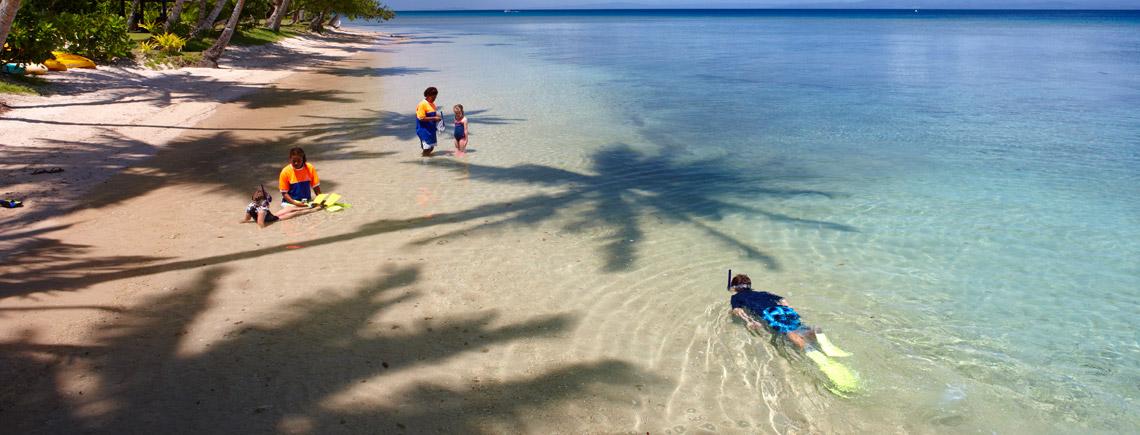 eco resort fiji
