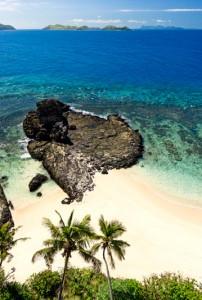 Matamanoa Resort – Beach