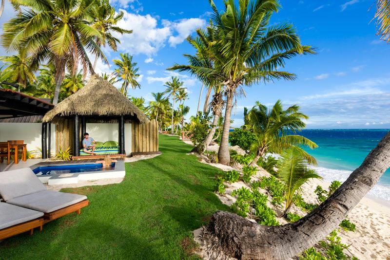 Coconut Beach Resort Fiji