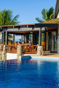 Matamanoa Resort – Restaurant and Pool