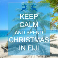 spending christmas in fiji