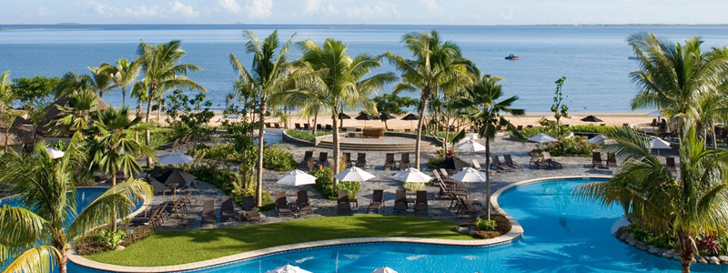 family group holiday fiji sofitel resort