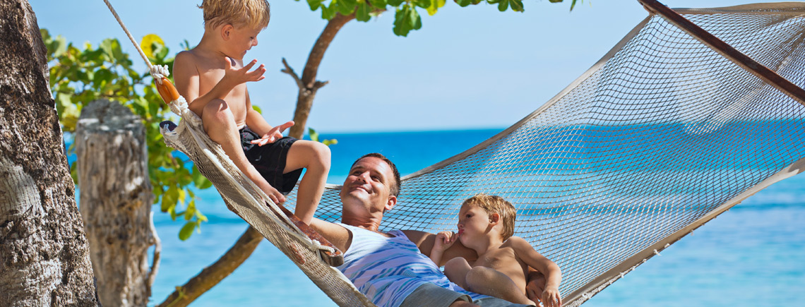 group family holiday fiji