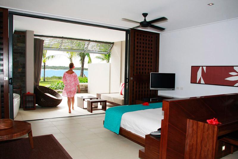 intercontinental fiji golf resort and spa fiji holiday. Black Bedroom Furniture Sets. Home Design Ideas