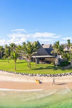 Intercontinental Resort Fiji – Aerial view