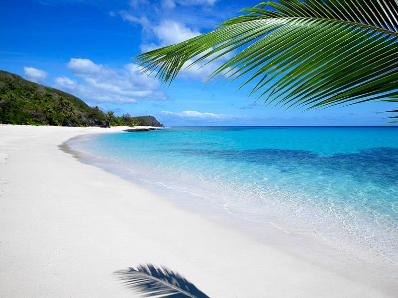 yasawa island resort fiji beach