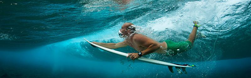 intercontinental resort fiji surfing