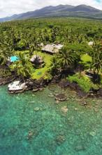 Paradise Taveuni Resort – Aerial