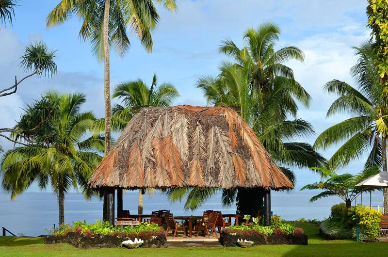 paradise taveuni fiji dining