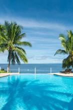 Paradise Taveuni Resort – Infinity Pool
