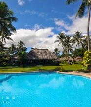 Paradise Taveuni Resort – Pool and Gardens
