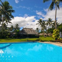 paradise taveuni fiji pool and gardens