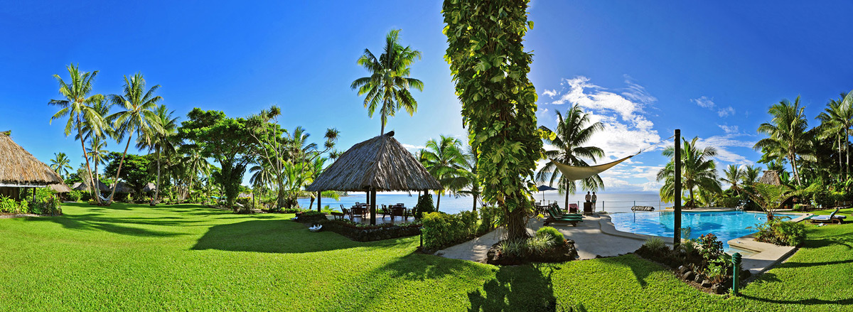 paradise taveuni fiji resort