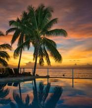 Paradise Taveuni Resort – Sunset
