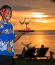Paradise Taveuni Resort – Sunset Drinks