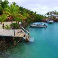 wavanavu resort fiji jetty