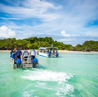 Captain Cook Cruises Fiji – Fulaga Beach