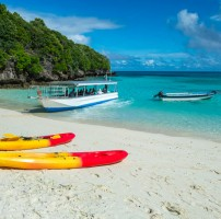 Captain Cook Cruises Fiji – Island Visit