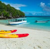 Captain Cook Cruises Fiji – Island Visit