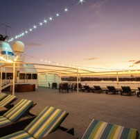 Captain Cook Cruises Fiji – Sundeck