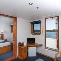 Captain Cook Cruises Fiji – Tabua Suite