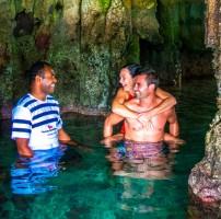 Captain Cook Cruises Fiji – Vanuabalavu Cave