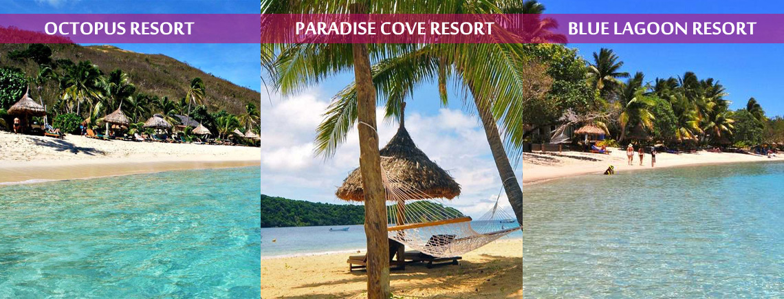 fiji holiday yawawa islands resort