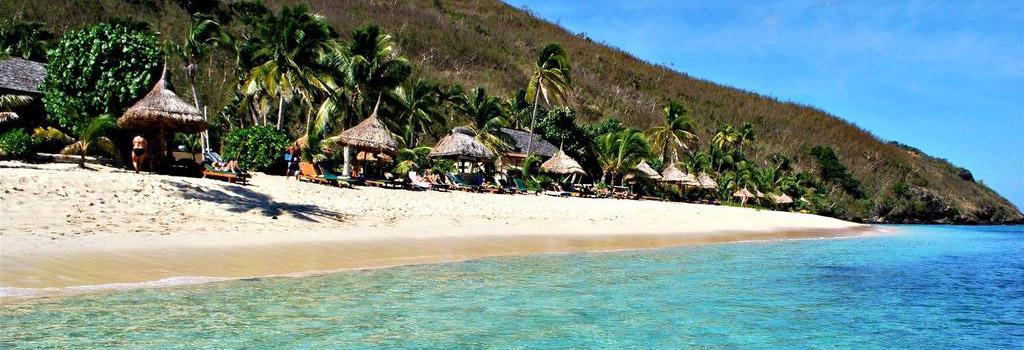 octopus resort fiji beach