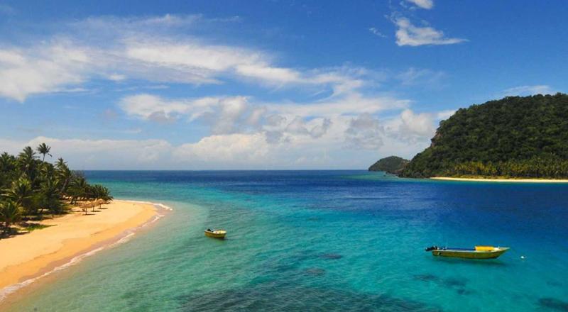 paradise cove resort fiji view
