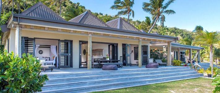 paradise cove resort fiji beachfront house