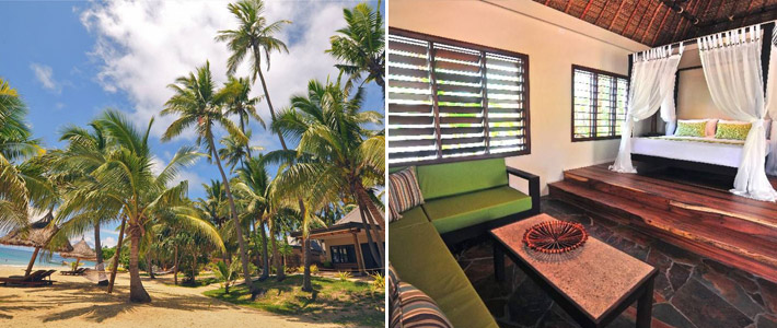 paradise cove resort fiji beachfront villa