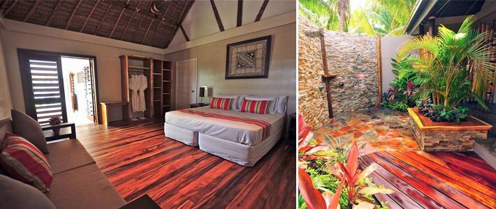 paradise cove resort fiji villa