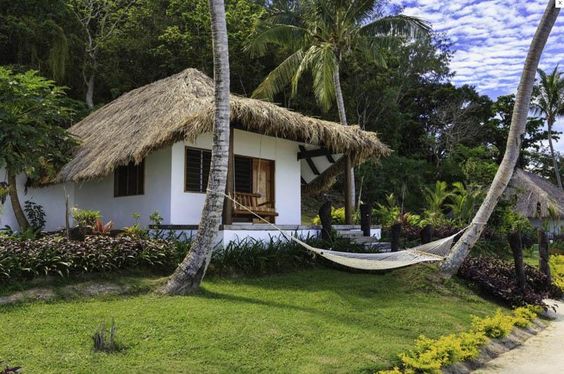 tropica island resort fiji bure