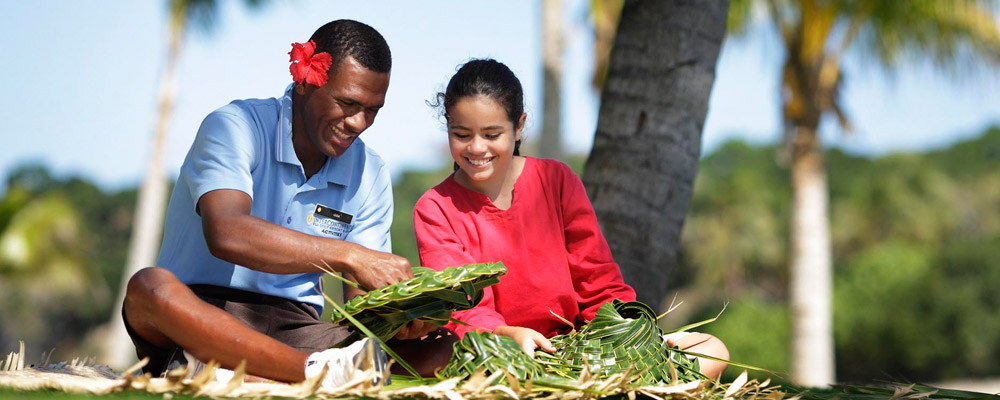 fiji family holiday intercontinental resort