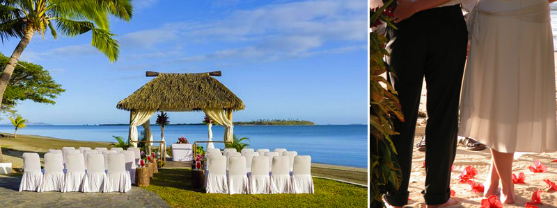 fiji wedding sofitel resort