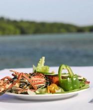 Koro Sun Resort & Rainforest Spa – Cuisine