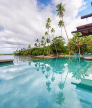 Koro Sun Resort & Rainforest Spa – Pool