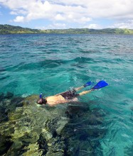 Koro Sun Resort & Rainforest Spa – Snorkeling